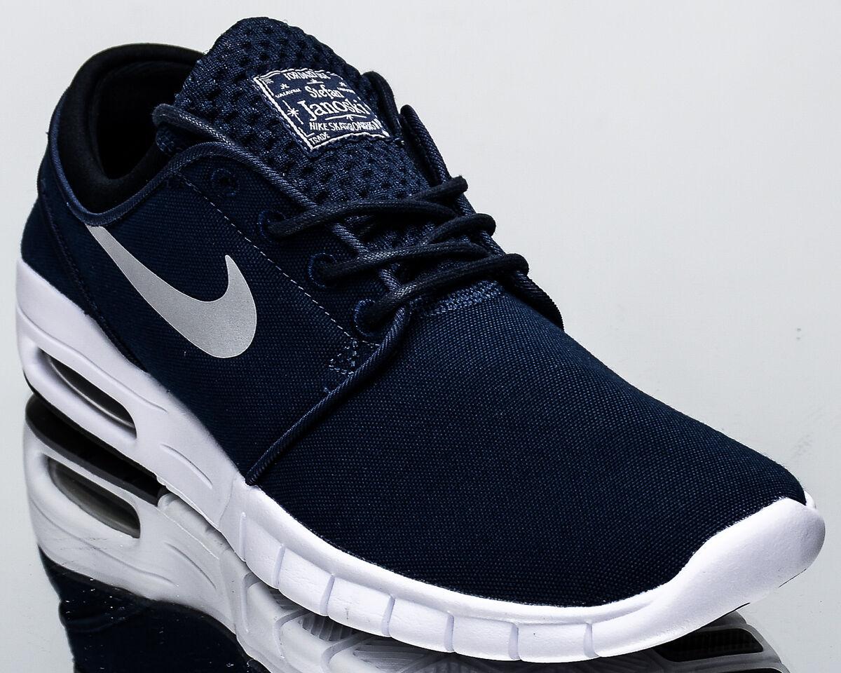 Nike SB Stefan Janoski Max air men lifestyle sneakers NEW obsidian