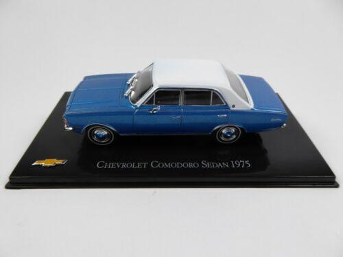 Opel Comodore Comodoro Sedan 1:43 Diecast Miniatur Modellauto CH71 Chevrolet