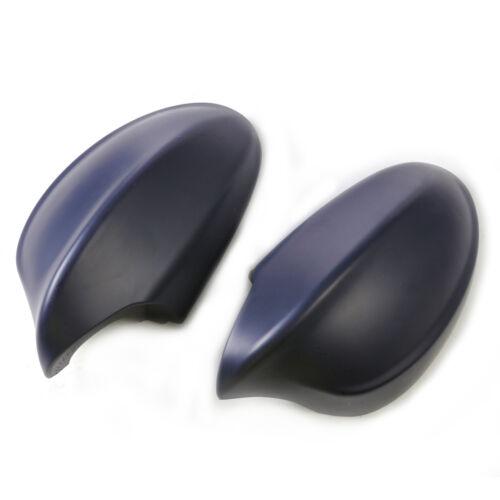 Paar Spiegelabdeckung Spiegelkappen 51167135097 51167135098 Fit BMW E90 E91 325i