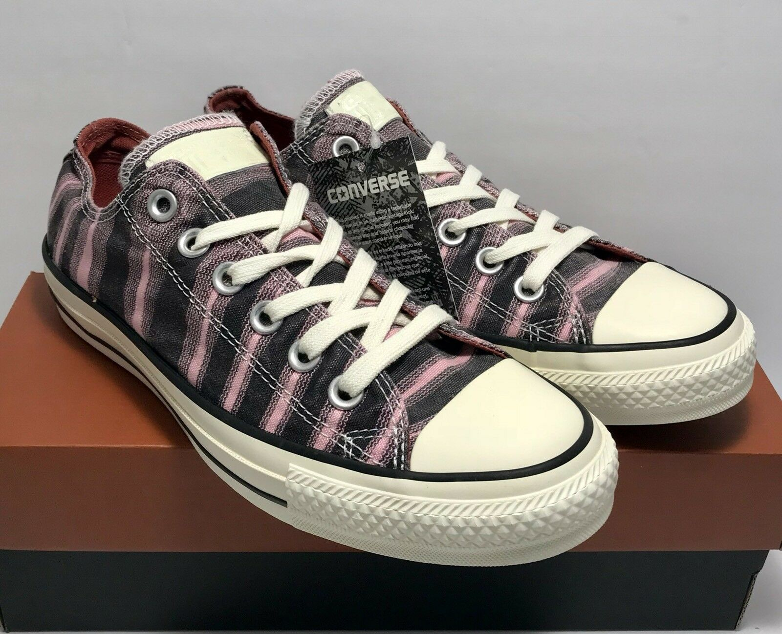 Converse Womens Size 7 Missoni Pink Freeze Chuck Taylor All Star Shoes Sneakers