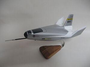 NASA HL-10 Lifting Body Airplane Desktop Wood Model   eBay