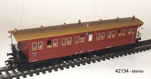 Märklin 42134 Württ.travelcars Cci Le K. W. St. E.3ème Classe #
