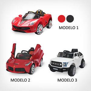 Coche-Electrico-de-Bateria-para-Ninos-Infantil-3-8-Anos-Musica-3-MODELOS