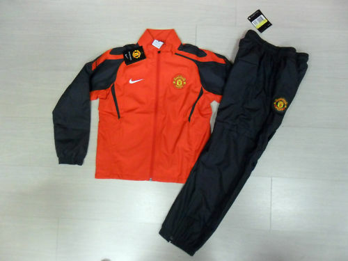 MANCHESTER TRAJE NIÑO JUNIOR TRACKSUIT NIKE 10-12 AN