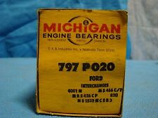 Clevite MS466P Engine Bearing