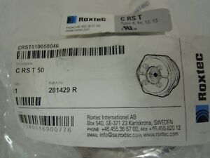 ROXTEC CRST010050046 CABLE ENTRY SEAL CRST 50 BEARING W/LUBE