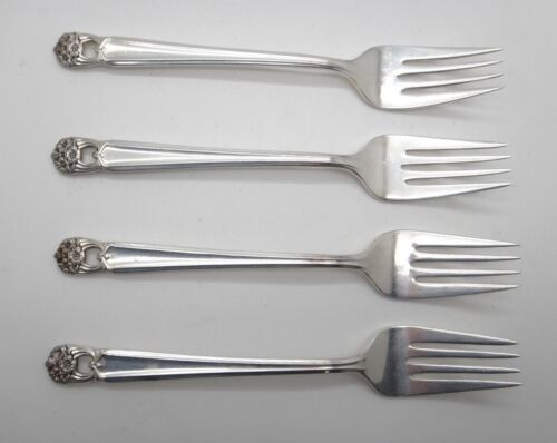 Your Choice Set Silverplate Flatware 1847 Rogers Bros Eternally Yours