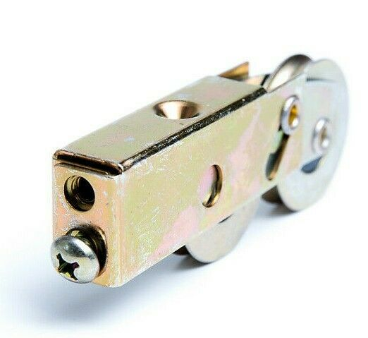 Prime-Line Products D 1730 Sliding Door Tandem Roller Assembly 1-1//4-Inch Nylon Ball Bearing