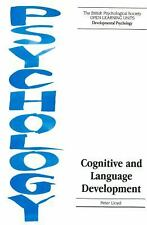 Open Learning Units: Cognitive and Language Development by Peter Lloyd (1995,...
