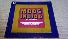 JEAN JACQUES PERREY MOOG INDIGO 1st 1E/1E UK LP 1972 FUZZ ROCK SYNTH FUNK LISTEN
