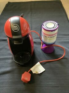 Krups Nescafe Dolce Gusto Coffee Machine, Breast Cancer Charity