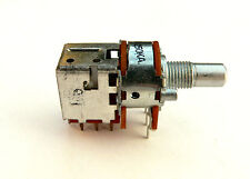 A250K switched push pull PCB pot fr amplifier tone/volume 250K log potentiometer