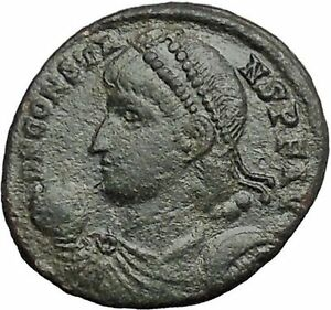 Constans-Gay-Emperor-Constantine-the-Great-son-RARE-Ancient-Roman-Coin-i54818