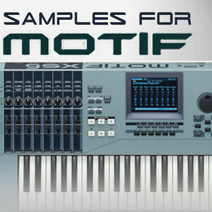 Details about SAMPLES FOR YAMAHA MOTIF ES XS XF MOXF MONTAGE KEYMAPS READY  TO PLAY & DOWNLOAD