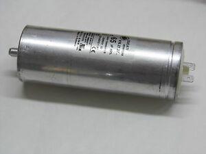 Condo / Condensateur Permanent pour Démarrage Moteur 65MF 65µF 450V 5% (métal)