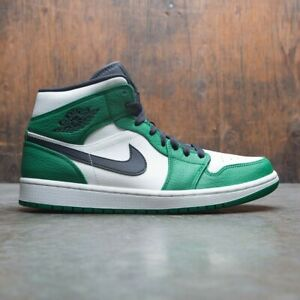 6a580e7f00f7b6 2018 Nike Air Jordan 1 Mid Pine Green size 8.5. 852542-301