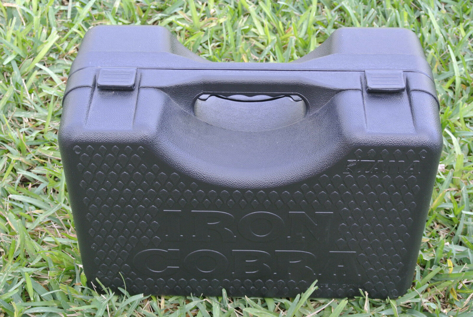 FACTORY CASE for YOUR TAMA IRON COBRA 900 SERIES BASS PEDAL and DRUM SET   D744