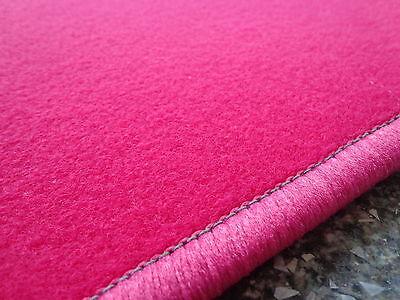 Kinder Spiel Teppich Velours Young Kinderteppich Pink
