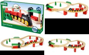 Brio Classic Railway - Ensemble de train de luxe 7312350334241