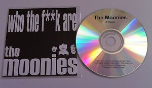 THE-MOONIES-Who-The-Fuck-Are-PROMO-CD-SINGLE-2003-Would-Give-It-All-Up-For-Love
