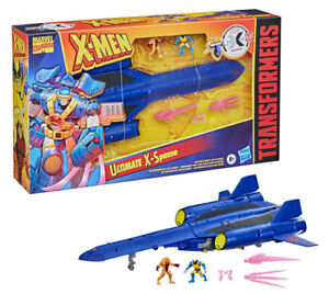 Transformers X-Men Animated Series Ultimate X-Spanse Blackbird NEW! In STOCK