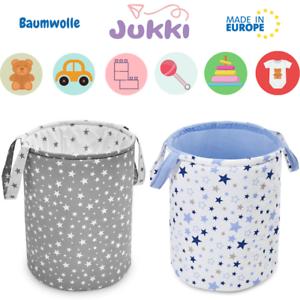 Wäschekorb Aufbewahrungsbox Spielzeug Korb Faltbar Box Beutel Sack Kinderzimmer