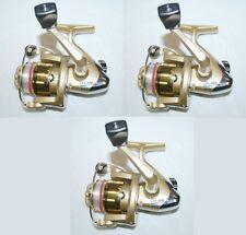 3 ea. HI-TECH LAZER LZF-30G GOLD REELS FOR CRAPPIE POLE ROD FISHING 2BB