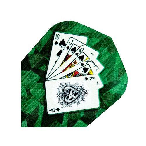 5 jeux = 15 ailettes de flechettes Harrows HOLOGRAM Ailette pour flechette dart