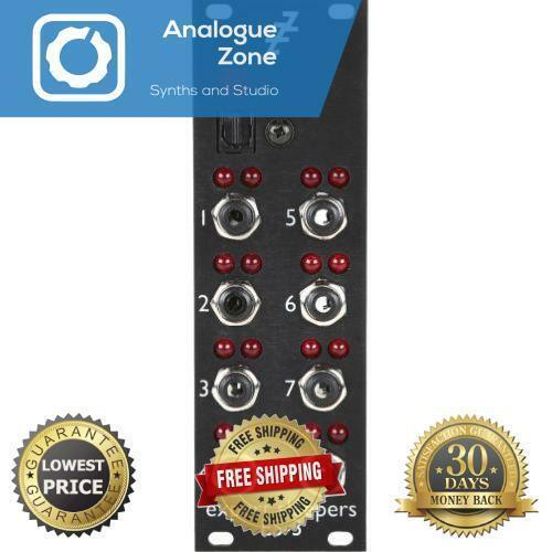 Expert Sleepers ES-3 mk3 Lightpipe CV Interface NEW