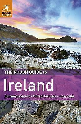 1 of 1 - Geoff Wallis, Paul Gray, The Rough Guide to Ireland, Very Good Book