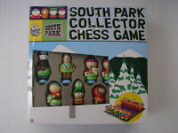 In Sealed Box Rare 2004 South Park Collector Chess Game Comedy Central