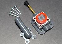Cox .049 Airplane Engine Surestart Backplate Assembly - Cast Case 049