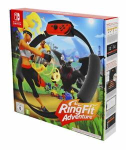 Ring Fit Adventure - Nintendo Switch - Neu & OVP