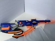 Nerf Longstrike Complete Set W/ Darts And N strike pistol