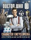 Doctor Who Character Encyclopedia by Moray Laing, Annabel Gibson, Jason Loborik (Hardback, 2013)