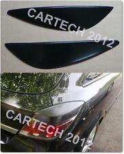 Vauxhall, Opel ASTRA H 3 door Rear Eyebrows ABS Plastic, tuning