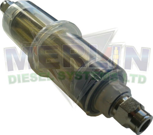 Universal 12MM Magnético Filtro De Combustible en Línea M001-207