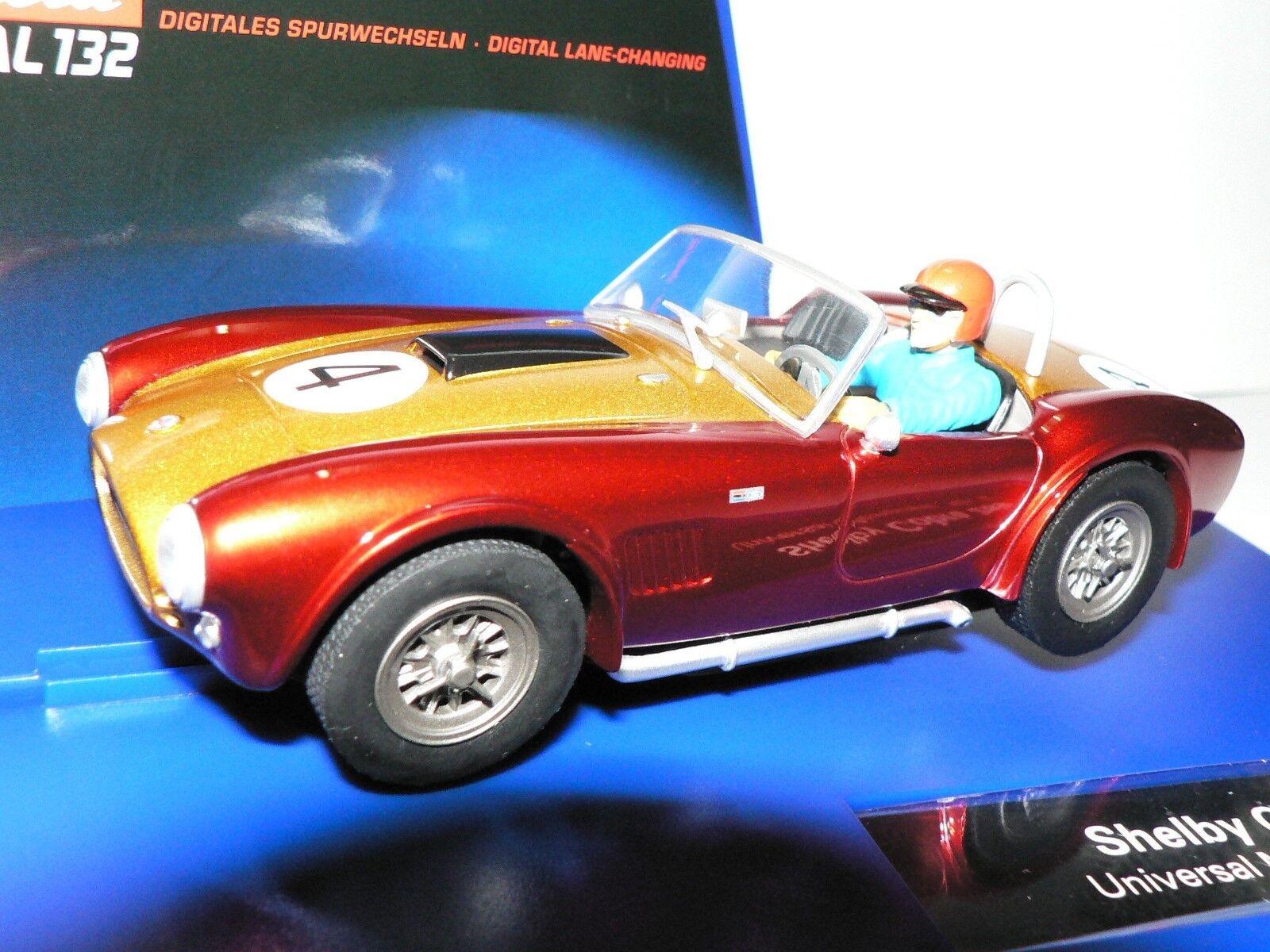 Carrera Digital 132 30650 Shelby Cobra 289 Universale Memories No.4 Nuovo