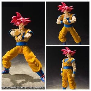 S-H-Figuarts-Dragon-Ball-Z-Red-Super-Saiyan-God-Red-SS-Son-Goku-Gokou-Figure