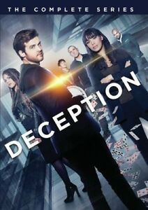 Deception-The-Complete-Series-New-DVD-Manufactured-On-Demand-3-Pack-Ac-3