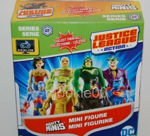 Justice-League-Action-Mighty-Mini-Figure-Series-2-Blind-Bag-U-CHOOSE