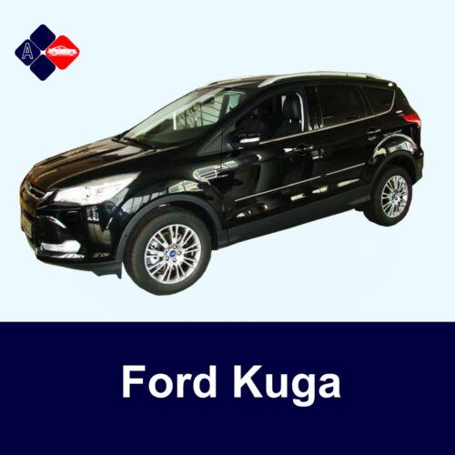 Ford Kuga Mk2 Rubbing StripsDoor ProtectorsSide Protection Mouldings Kit