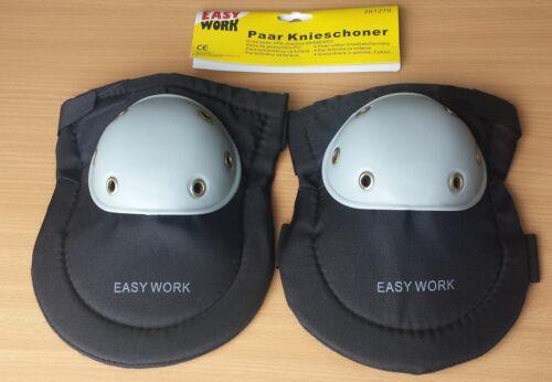 NEU 1 Paar Kniepolster// Knie-schoner //Knieschützer //Knieschoner //Knieschutz Neue