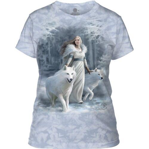 The Mountain Winterwächter Damen T Shirt