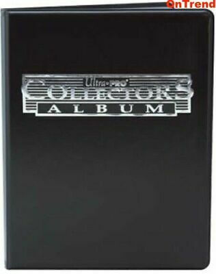 Ultra PRO Collectors Portfolio Black A5 Album Binder 4-Pocket 10-Pages