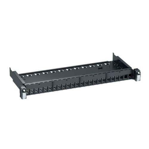 Actassi 1U VDIG012241F panneau de données vide 24 ports 19p FTP//STP