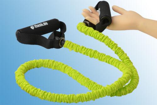 Fitness resistance Band rope tube Elastic Exercise for yoga pilates entraînement y20