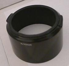Minolta A 70-210 / 4 Lens Hood Made in Japan