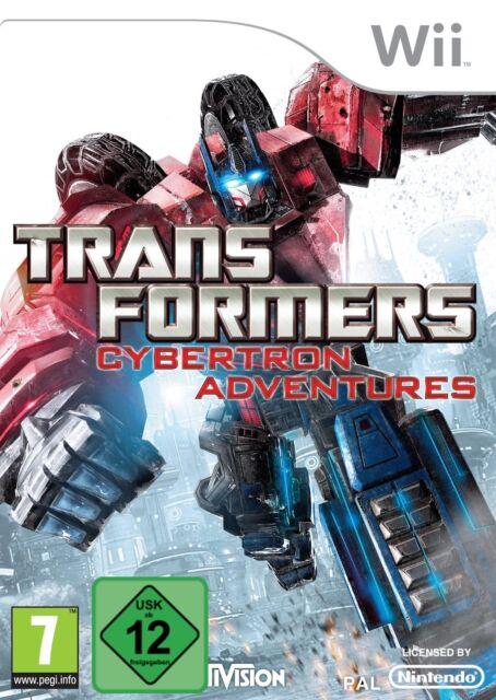 Nintendo Wii Transformers Mission auf Cybertron Neu&OVP