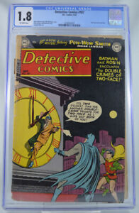 Detective-Comics-187-CGC-1-8-Off-White-Pages-Batman-Two-Face-Appearance